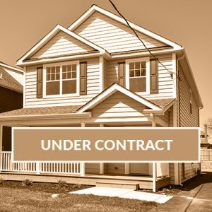 1558 St. Leger Place - Under Contract