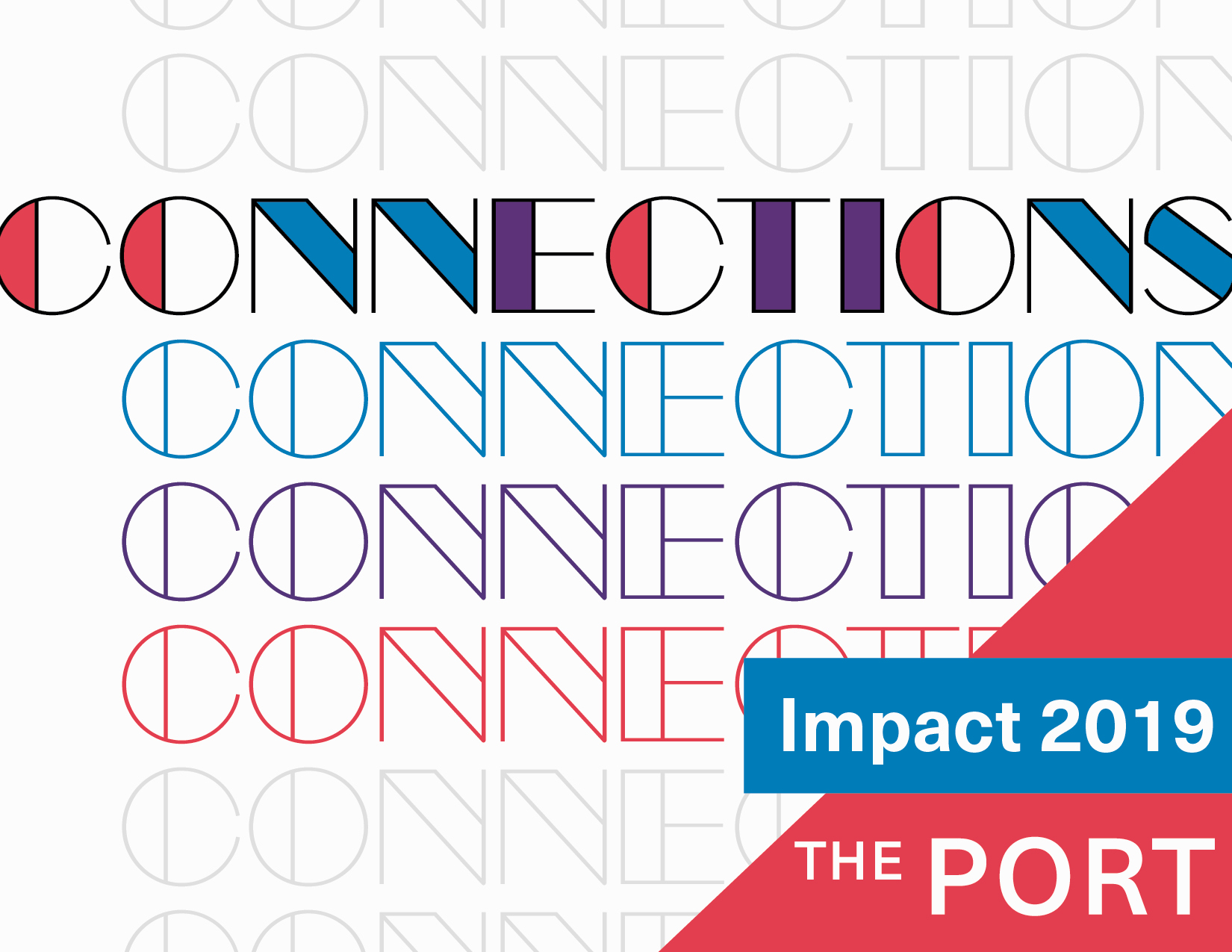 2019 Port Impact Report - Cover