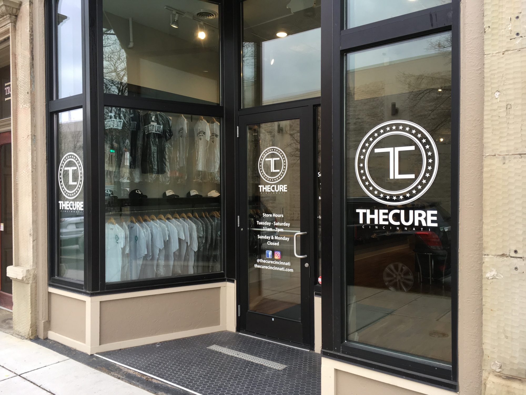 8760c8dadb4c The Cure brings Style and Sneakerheads to Walnut Hills