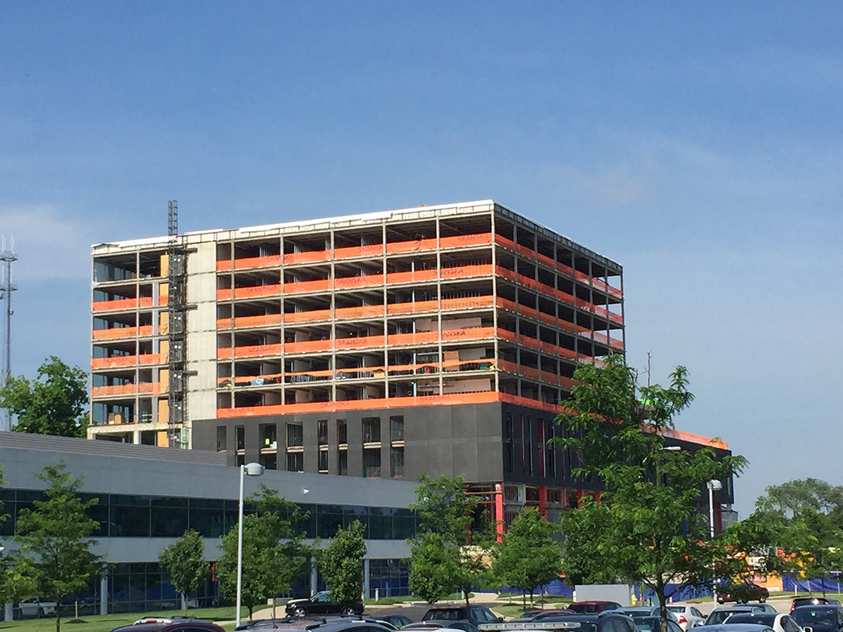 Madison square medpace campus public finance project - Parking garages near madison square garden ...