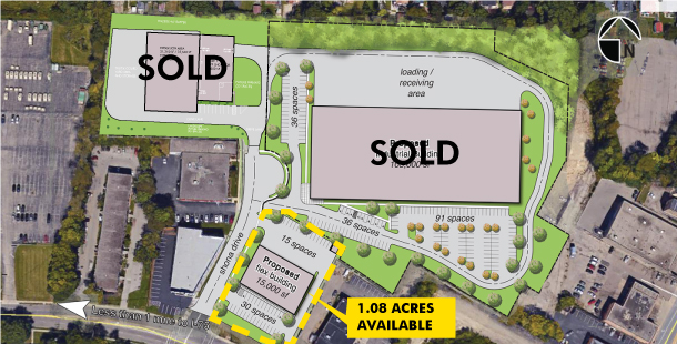 TechSolve II 1 Acre Site